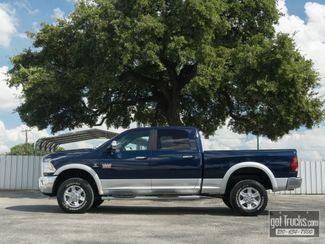 2012 Dodge Ram 2500 Crew Cab Laramie 6.7L Cummins Turbo Diesel 4X4 in San Antonio Texas, 78217