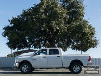 2012 Dodge Ram 2500 Crew Cab ST 6.7L Cummins Turbo Diesel 4X4 in San Antonio, Texas 78217