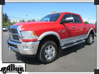 2012 Dodge 2500 HD Ram Laramie 6.7L Cummins Diesel 4WD in Burlington WA, 98233