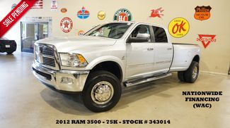 2012 Dodge Ram 3500 Laramie Limited 4X4 ROOF,NAV,HTD/COOL LTH,75K in Carrollton, TX 75006