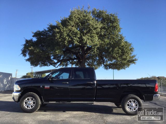 2012 Dodge Ram 3500 Crew Cab ST 6.7L Cummins Turbo Diesel 4X4