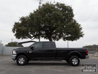 2012 Dodge Ram 3500 Crew Cab Outdoorsman 6.7L Cummins Turbo Diesel 4X4 in San Antonio Texas, 78217