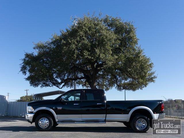 2012 Dodge Ram 3500 Crew Cab Laramie 6.7L Cummins Turbo Diesel 4X4