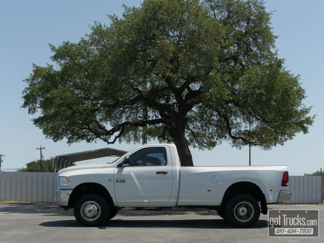 2012 Dodge Ram 3500 Regular Cab ST 6.7L Cummins Turbo Diesel 4X4
