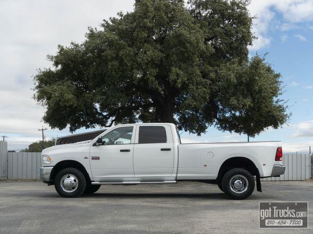 2012 Dodge Ram 3500 Crew Cab ST 6.7L Cummins Turbo Diesel 4X4