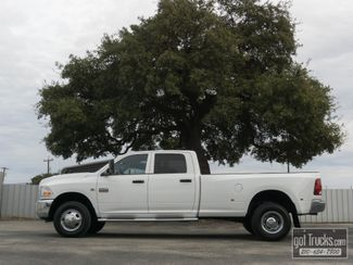 2012 Dodge Ram 3500 Crew Cab ST 6.7L Cummins Turbo 4X4 Six Speed Manua in San Antonio, Texas 78217