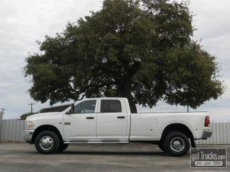 2012 Dodge Ram 3500 Crew Cab ST 6.7L Cummins Turbo 4X4 Six Speed Manua in San Antonio, Texas 78217