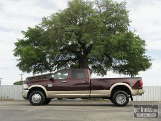 2012 Dodge Ram 3500 Crew Cab Longhorn 6.7L Cummins Turbo Diesel 4X4 in San Antonio, Texas 78217