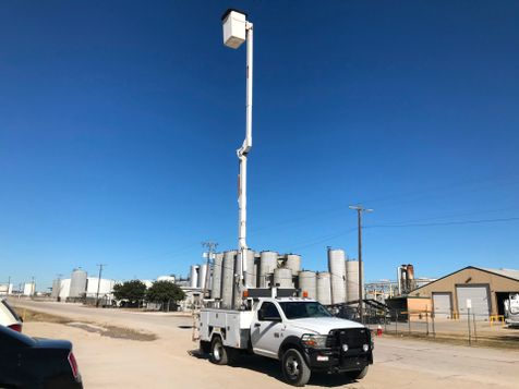 2012 Dodge RAM 5500 4X4 BUCKET TRUCK ST in Fort Worth, TX