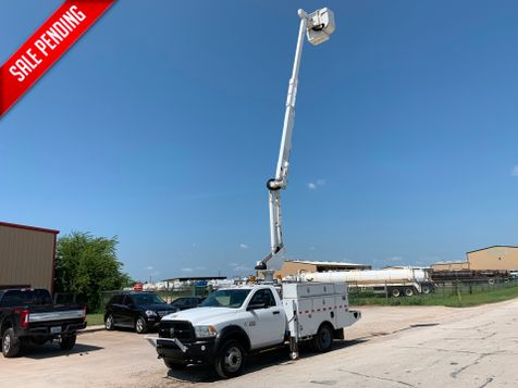 2012 Dodge RAM 5500 BUCKET TRUCK   in Fort Worth, TX
