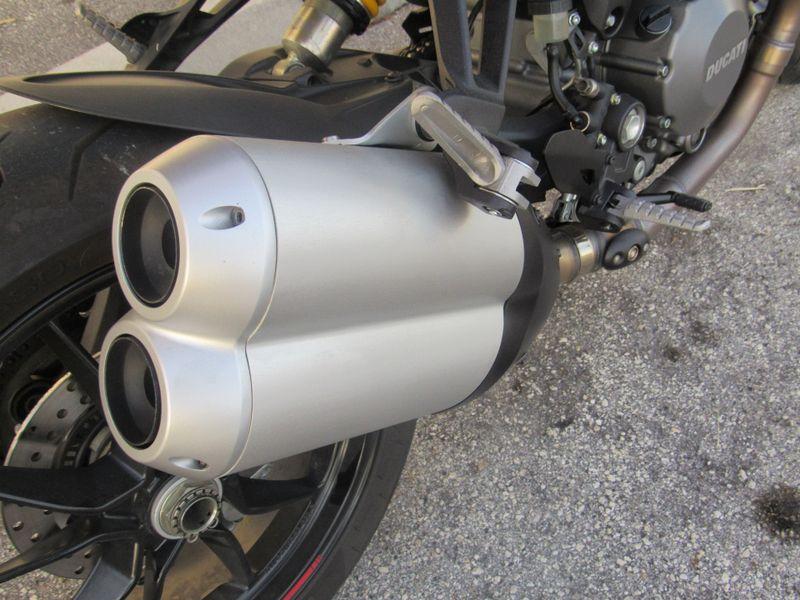 2012 Ducati Monster 1100 EVO   city Florida  Top Gear Inc  in Dania Beach, Florida