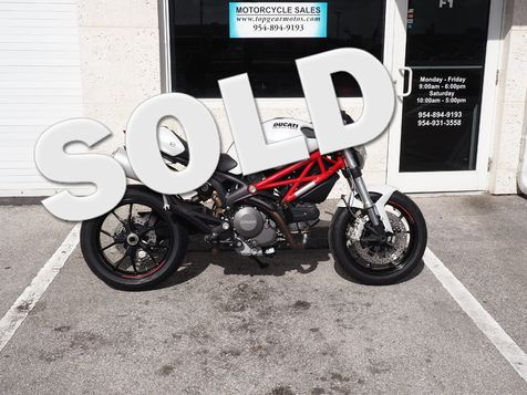 2012 Ducati Monster 796 in Dania Beach, Florida