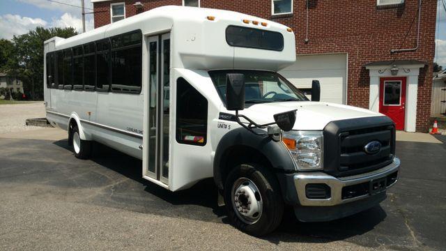 2012 Eldorado National 33 Passenger Bus F550 chassis - Diesel engine Alliance, Ohio 1