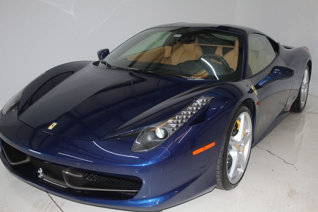 2012 Ferrari 458 Italia Houston, Texas 1