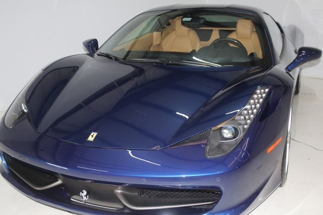 2012 Ferrari 458 Italia Houston, Texas 2