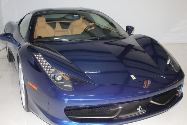2012 Ferrari 458 Italia Houston, Texas 4