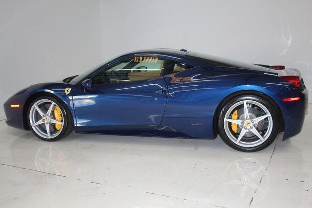 2012 Ferrari 458 Italia Houston, Texas 9