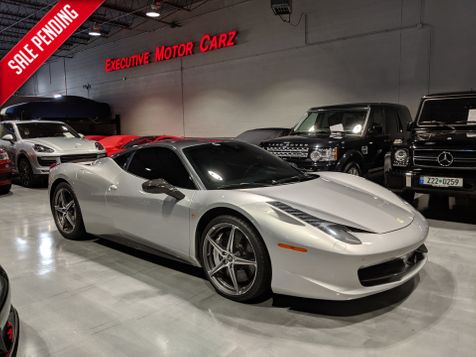 2012 Ferrari 458 Italia  in Lake Forest, IL