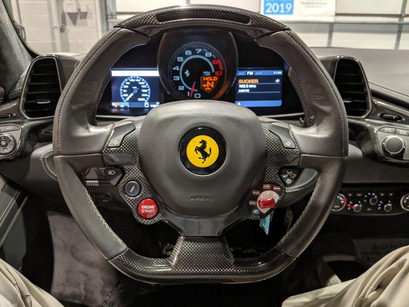2012 Ferrari 458 Italia   Lake Forest IL  Executive Motor Carz  in Lake Forest, IL