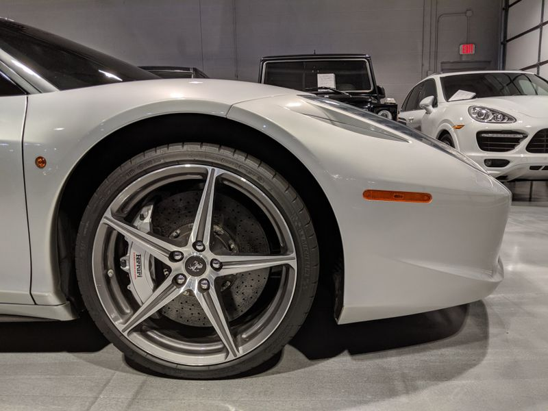 2012 Ferrari 458 Italia   Lake Forest IL  Executive Motor Carz  in Lake Forest, IL