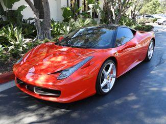 2012 Ferrari 458 Italia in , California