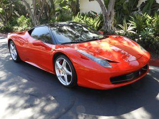 2012 Ferrari 458 Italia  Super Clean Showroom Condition  city California  Auto Fitness Class Benz  in , California