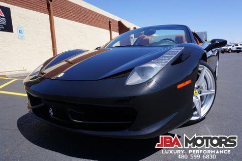 2012 Ferrari 458 Italia Spider Convertible ~ 1 Owner Clean Carfax LOADED | MESA, AZ | JBA MOTORS in MESA, AZ