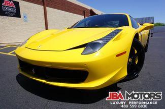 2012 Ferrari 458 Italia Coupe   MESA, AZ   JBA MOTORS in Mesa AZ