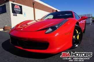 2012 Ferrari 458 Italia Spider Convertible Hardtop ~ HIGHLY OPTIONED!! | MESA, AZ | JBA MOTORS in Mesa AZ