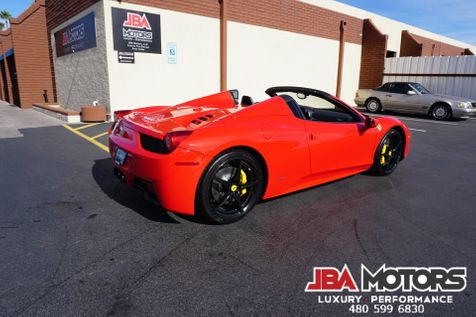 2012 Ferrari 458 Italia Spider Convertible Hardtop ~ HIGHLY OPTIONED!! | MESA, AZ | JBA MOTORS in MESA, AZ