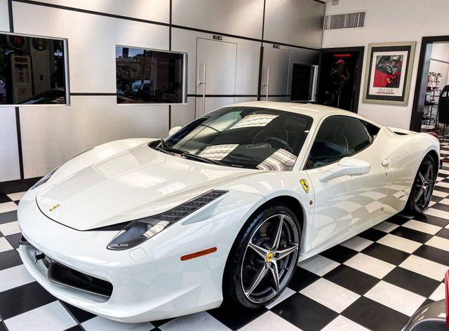 2012 Ferrari 458 Italia in Pompano Beach - FL, Florida 33064