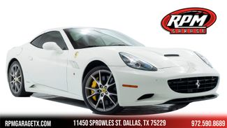 2012 Ferrari California Roadster in Dallas, TX 75229