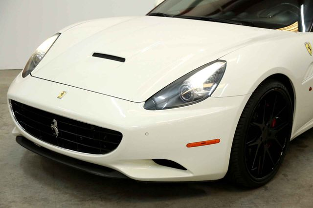 2012 Ferrari California Houston, Texas 6