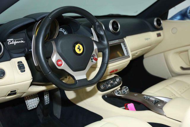 2012 Ferrari California Houston, Texas 15