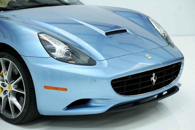 2012 Ferrari California Houston, Texas 7