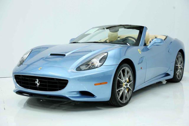 2012 Ferrari California Houston, Texas 3