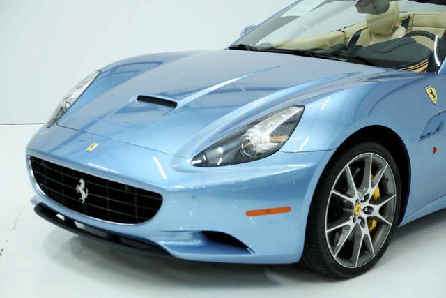 2012 Ferrari California Houston, Texas 8