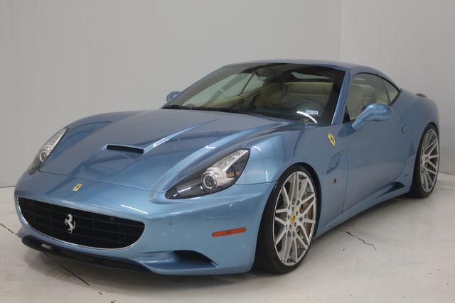 2012 Ferrari California Houston, Texas 1