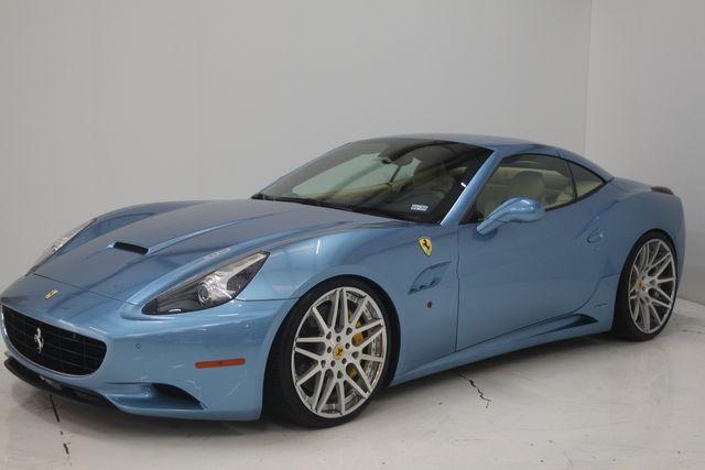 2012 Ferrari California Houston, Texas 2