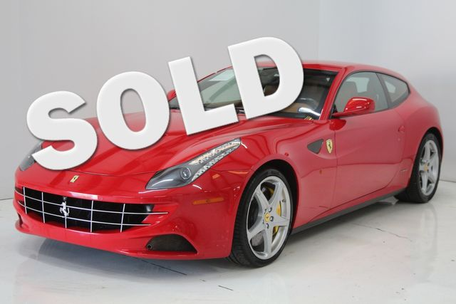 2012 Ferrari FF Houston, Texas 0