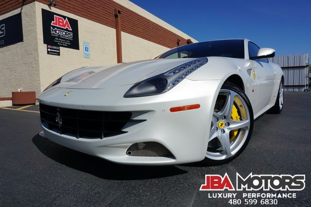 2012 Ferrari FF Coupe ~ Pearl White ~ Highly Optioned
