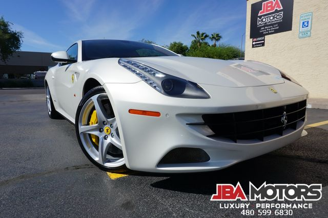 2012 Ferrari FF Coupe ~ Pearl White ~ Highly Optioned in Mesa, AZ 85202