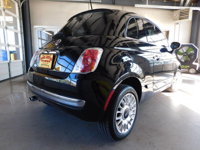 2012 Fiat 500 Lounge  city TN  Doug Justus Auto Center Inc  in Airport Motor Mile ( Metro Knoxville ), TN