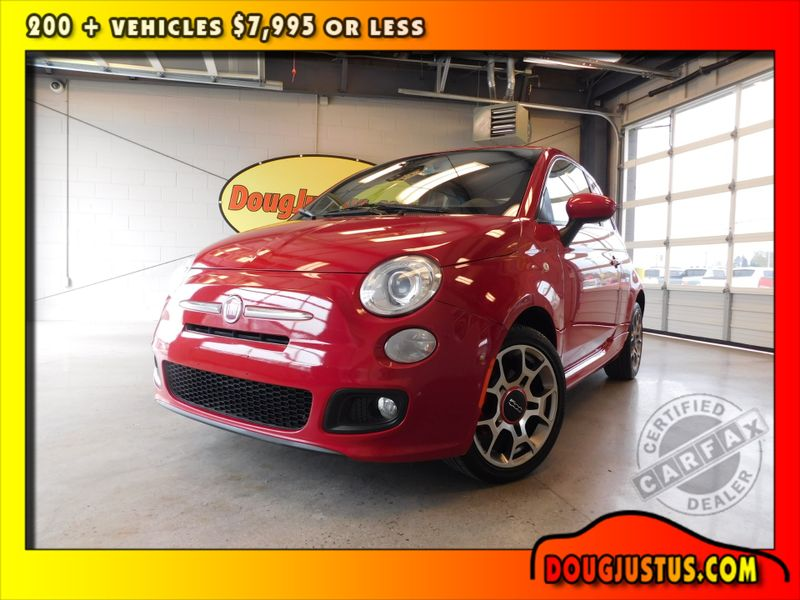 2012 Fiat 500 Sport  city TN  Doug Justus Auto Center Inc  in Airport Motor Mile ( Metro Knoxville ), TN