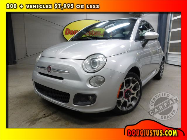 2012 Fiat 500 Sport in Airport Motor Mile ( Metro Knoxville ), TN 37777