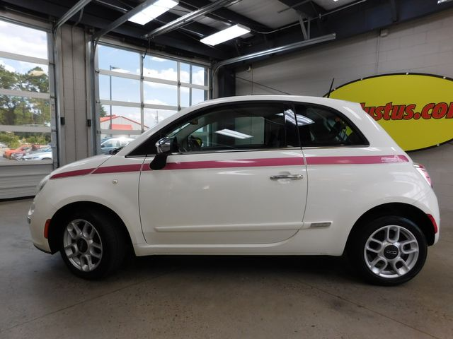 2012 Fiat 500 Lounge in Airport Motor Mile ( Metro Knoxville ), TN 37777