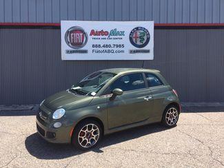 2012 Fiat 500 Sport in Albuquerque New Mexico, 87109