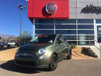 2012 Fiat 500 Pop in Albuquerque New Mexico, 87109