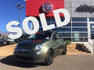 2012 Fiat 500 Pop in Albuquerque New Mexico, 87109