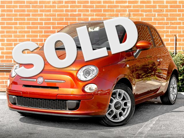 2012 Fiat 500 Pop Burbank, CA